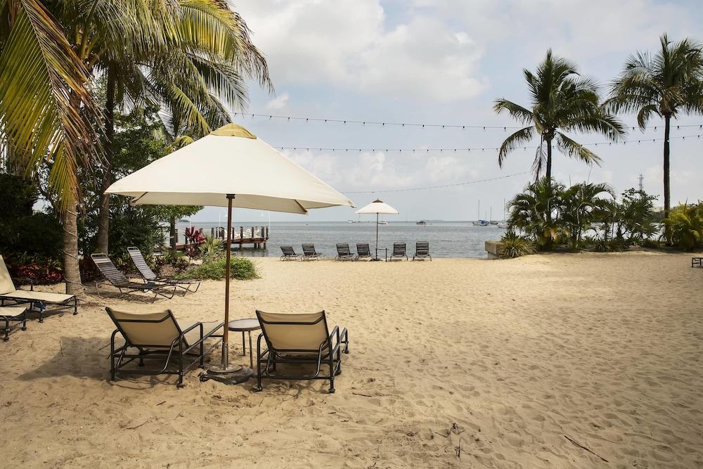 Key West Marriott Beachside Hotel Beach