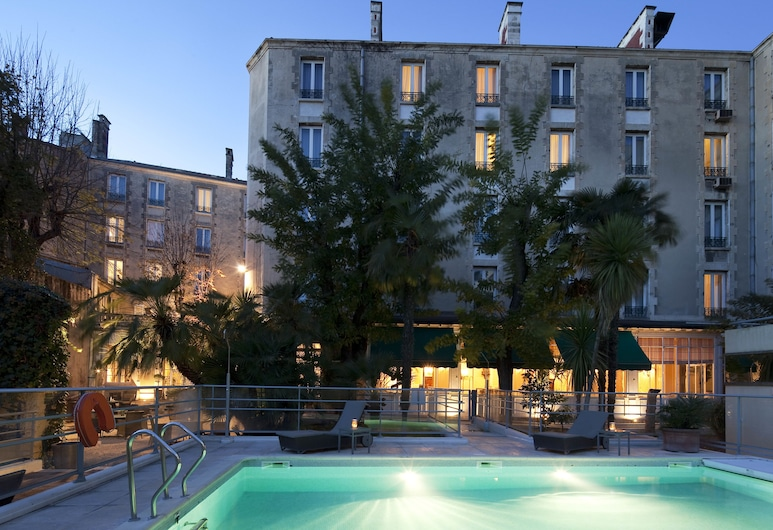Hôtel Oceania Le Métropole Montpellier, Montpellier, Piscine