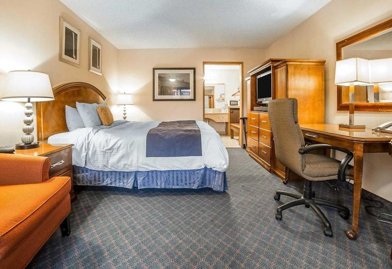 Rodeway Inn Baker City, בייקר סיטי, חדר אורחים