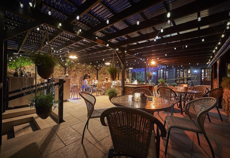 Best Western Hotel de Havelet, St. Peter Port, Terasa
