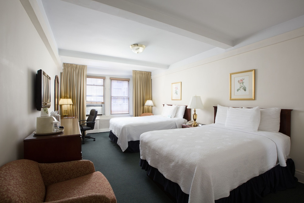 ソールズベリー ホテル , New York