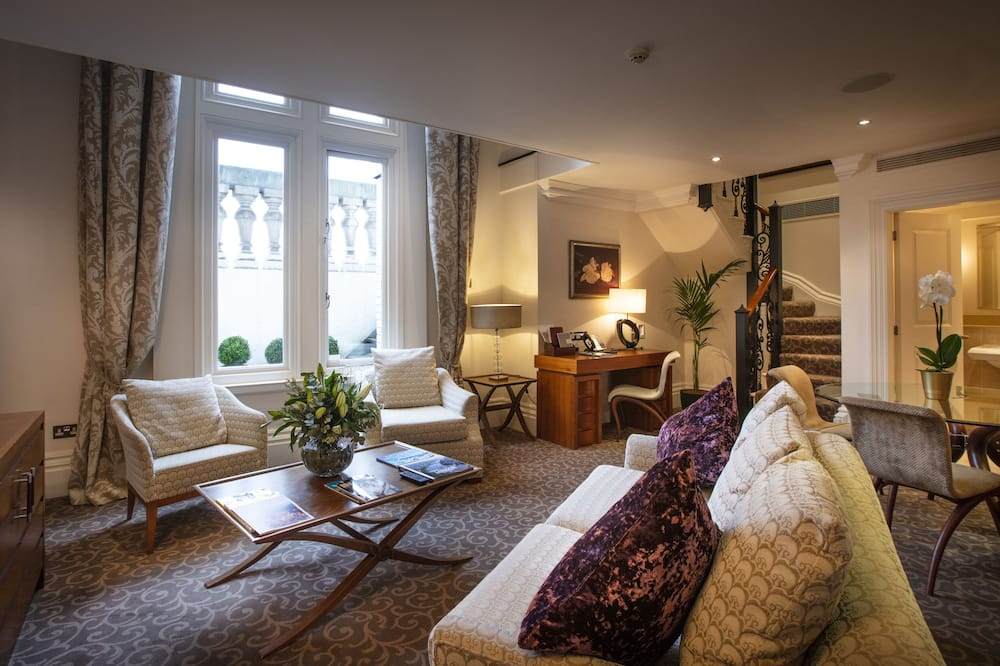 Royal Horseguards Suite - Wohnzimmer