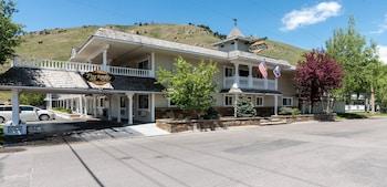 Obrázek hotelu Parkway Inn ve městě Jackson