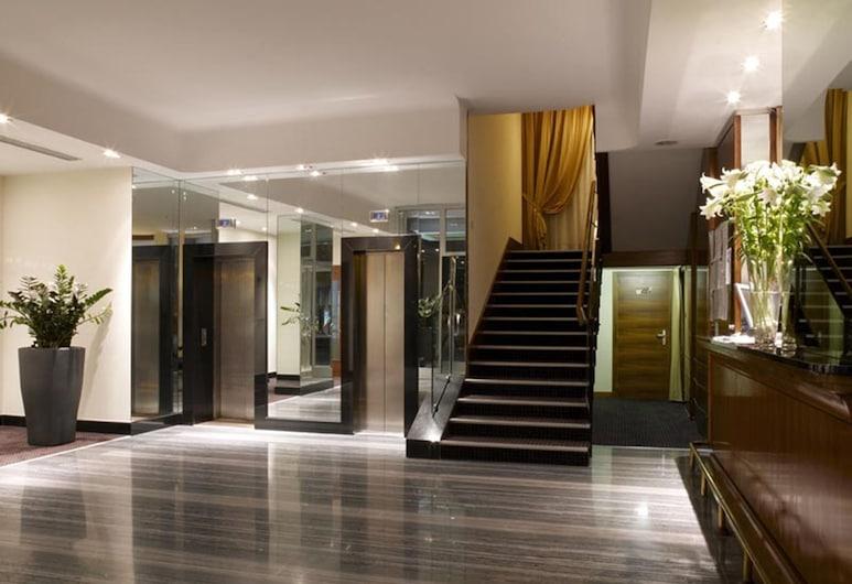 Hotel Apogia Sirio Venice, Mestre, Hall