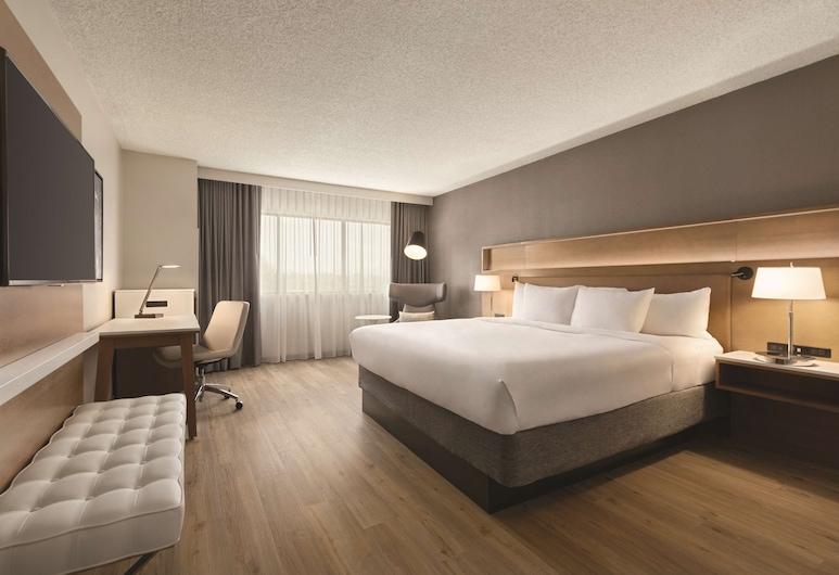 Radisson Hotel Seattle Airport, SeaTac, Habitación empresarial, 1 cama King size, para no fumadores, Habitación