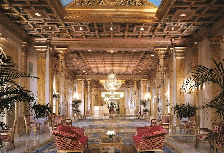 Fairmont Copley Plaza, Boston, Boston, Lobby