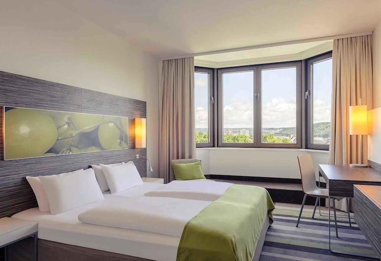 Mercure Hotel Koblenz, Koblenz, Privilege, Twin Room, 2 Twin Beds, View, Guest Room