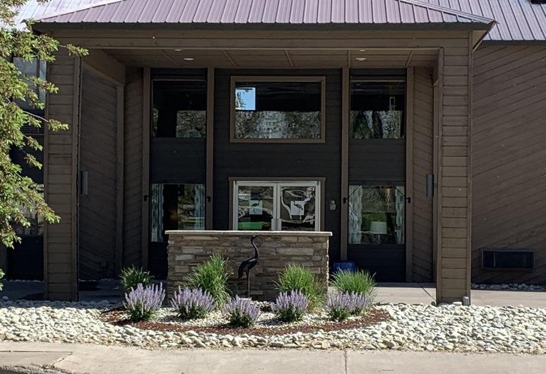 Sandhill Inn & Suites, Monte Vista, Sissepääs