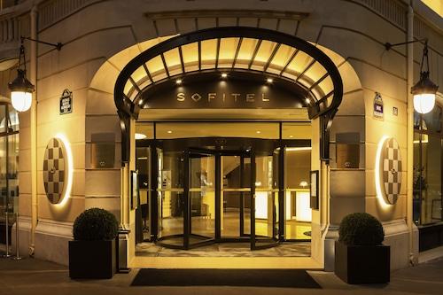 索菲特巴黎凱旋門酒店/