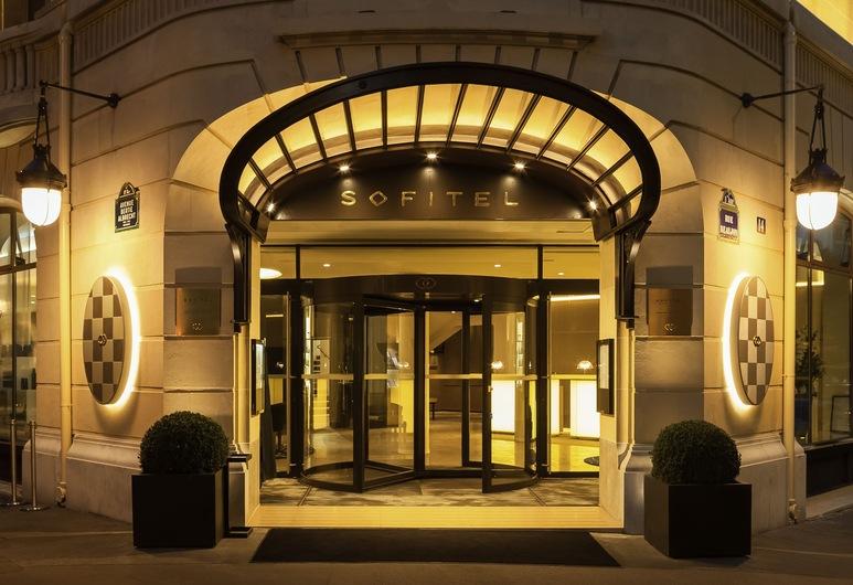 Sofitel Paris Arc de Triomphe, Paris, Hotellinngang