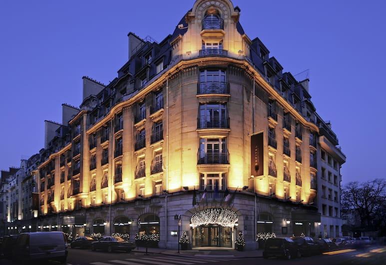 Sofitel Paris Arc de Triomphe, Paris, Hotel Front – Evening/Night