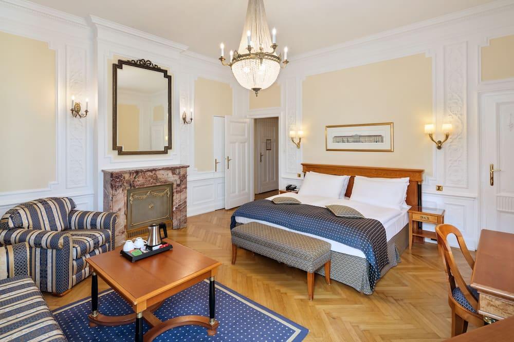 Junior Suite - Wohnbereich