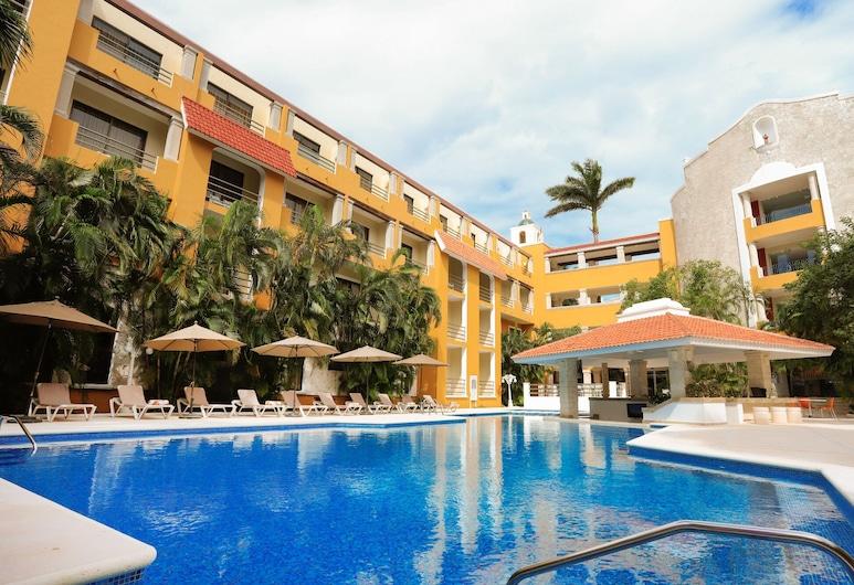 Adhara Hacienda Cancun, קנקון, בריכה חיצונית