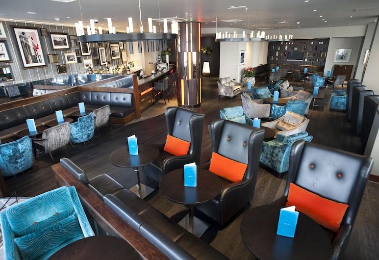 Hilton London Olympia, Londres, Salón lounge del hotel