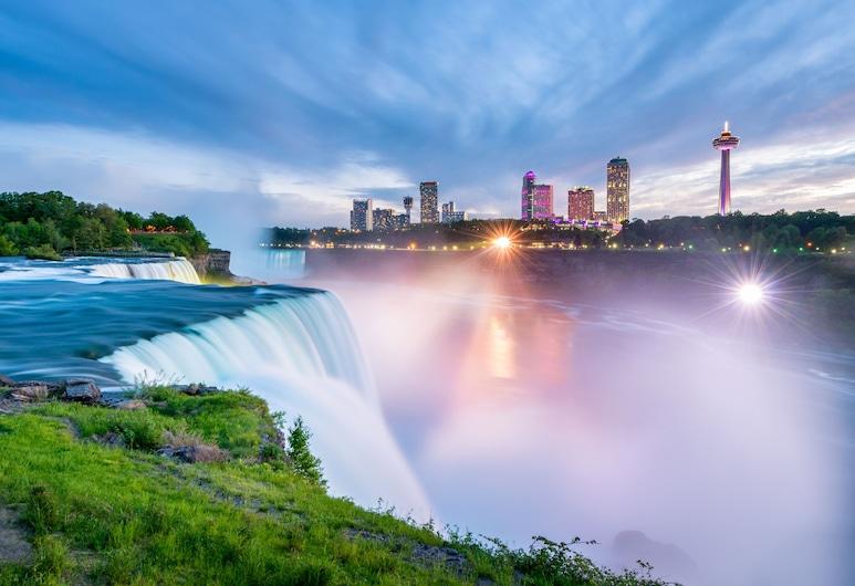 Wyndham Garden at Niagara Falls, Niagara Falls, View from Hotel