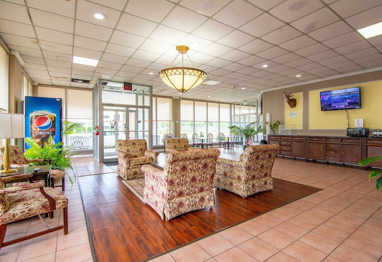 Gills Inn & Suites, Riedsville, Patio
