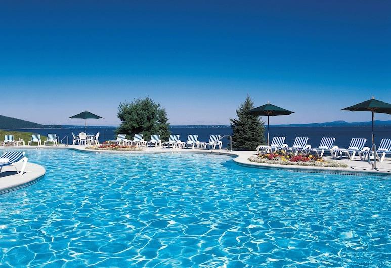 Holiday Inn Resort Bar Harbor - Acadia Natl Park, an IHG Hotel, Bar Harbor, Zwembad