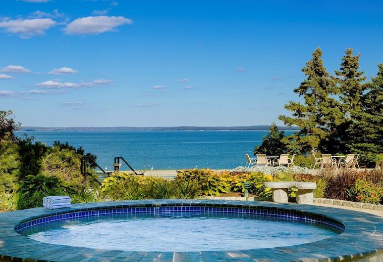 Holiday Inn Resort Bar Harbor - Acadia Natl Park, Bar Harbor, Açık Hava Spa Küveti