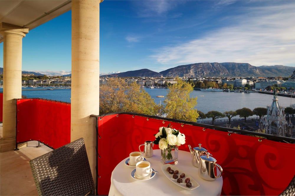 Premium suite, uitzicht op meer - Uitzicht op meer