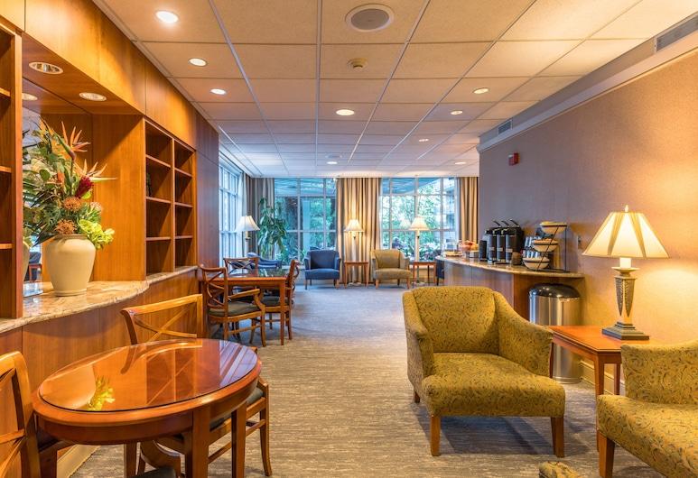 Park Lane Suites and Inn, Portland, Lobby Sitting Area