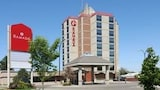 Hotell i Lethbridge