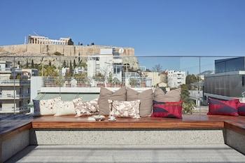 Bild vom Philippos Hotel in Athen