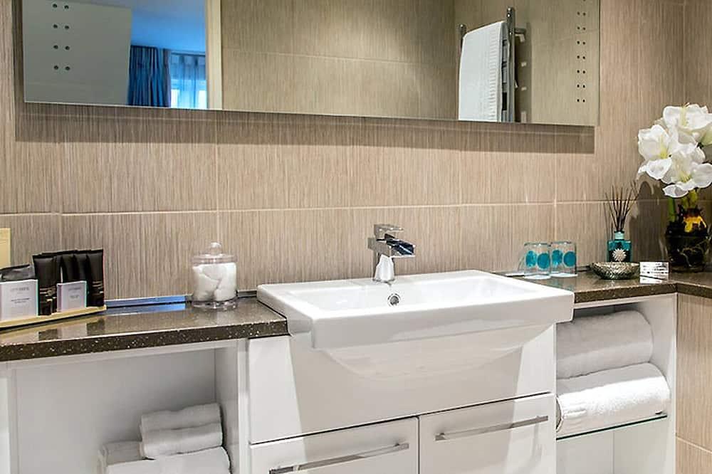 Lakosztály (Platinum) - Fürdőszoba