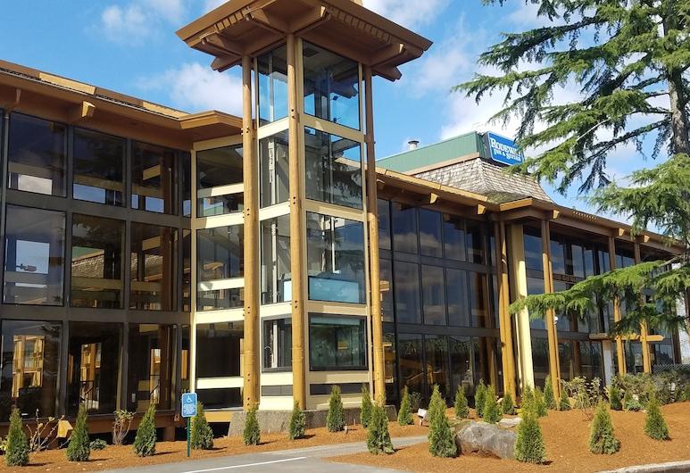 Rodeway Inn & Suites Portland - Jantzen Beach, Portland, Pročelje hotela