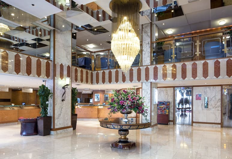 Danubius Hotel Regents Park, London, Reception