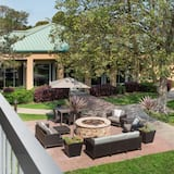套房, 2 張標準雙人床, 非吸煙房 - 庭園景觀