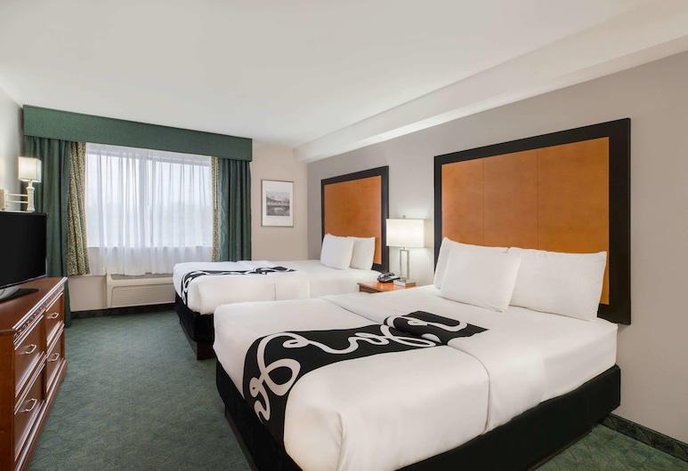 La Quinta Inn by Wyndham Everett, Everett, Chambre, 2 grands lits, non-fumeurs, Chambre