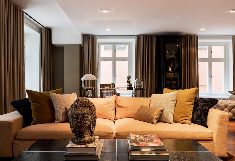 Lydmar Hotel, Stockholm , Phòng Suite (Large Street), Phòng