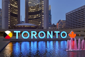 Picture of Marriott Downtown at CF Toronto Eaton Centre in Toronto