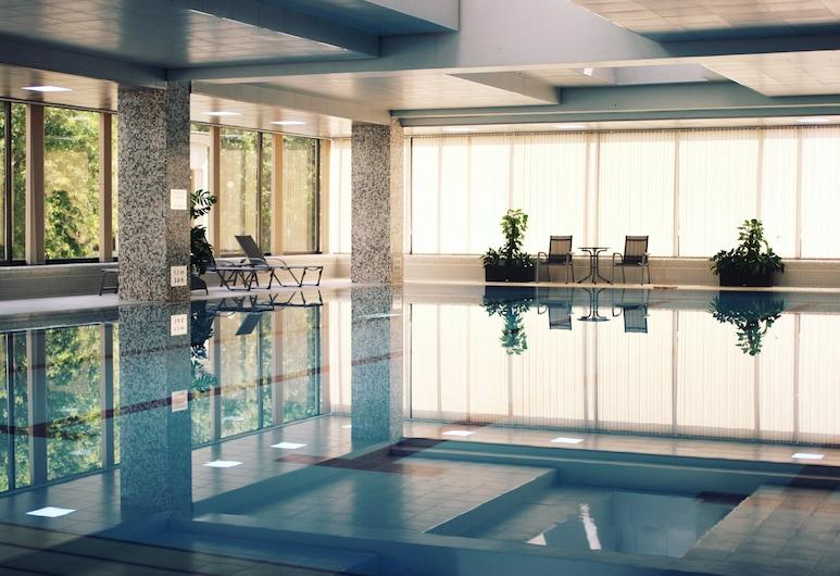 Radisson Slavyanskaya Hotel and Business Centre, Moscow, Moskwa, Kolam Renang Dalam Ruangan
