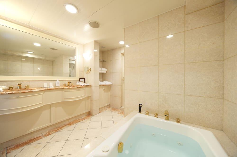 套房, 吸煙房 (Twin Room, Princess, High Floor) - 浴室