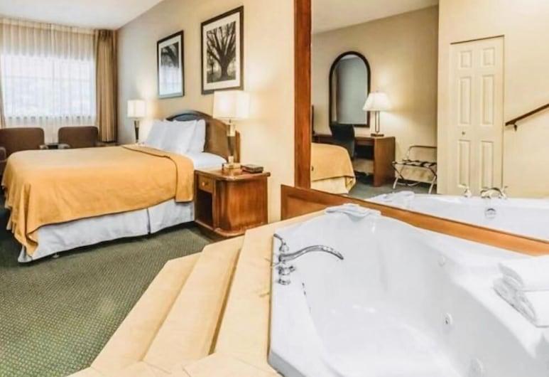 Art Infiniti Hotel, Maple Ridge, Quarto Deluxe, Quarto