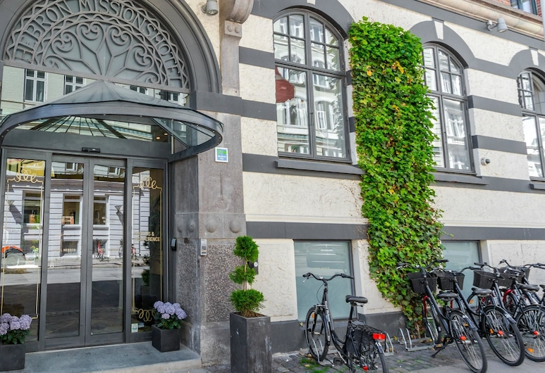 Best Western Hotel Hebron, Копенгаген, Екстер'єр