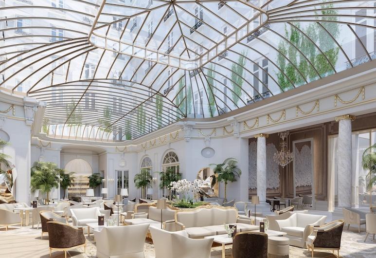 Mandarin Oriental Ritz Madrid, Madrid, Hotel Bar