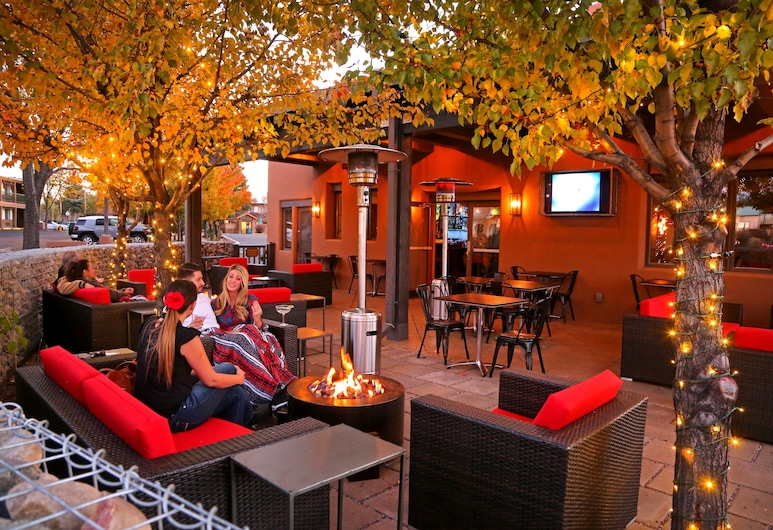 The Sage Hotel, Santa Fe, Terraza o patio