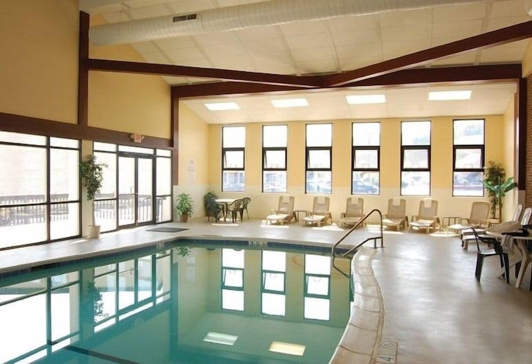 Clarion Inn & Suites at the Outlets of Lake George, Lake George, Widok lotniczy