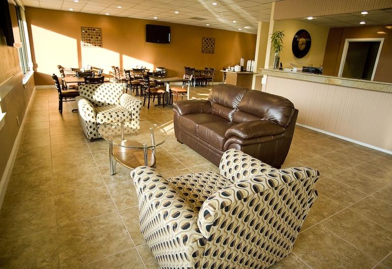 Express Inn & Suites, Palestine, Reception