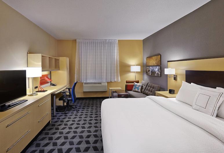 TownePlace Suites by Marriott London, Londres, Estudio, 1 cama King size, para no fumadores, Habitación