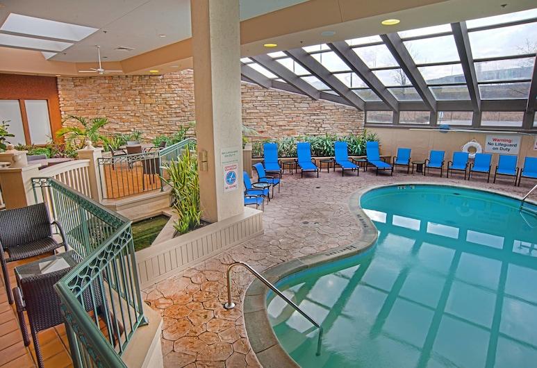 Sheraton Westport Plaza Hotel St. Louis, Mērilendhaitsa, Iekštelpu baseins