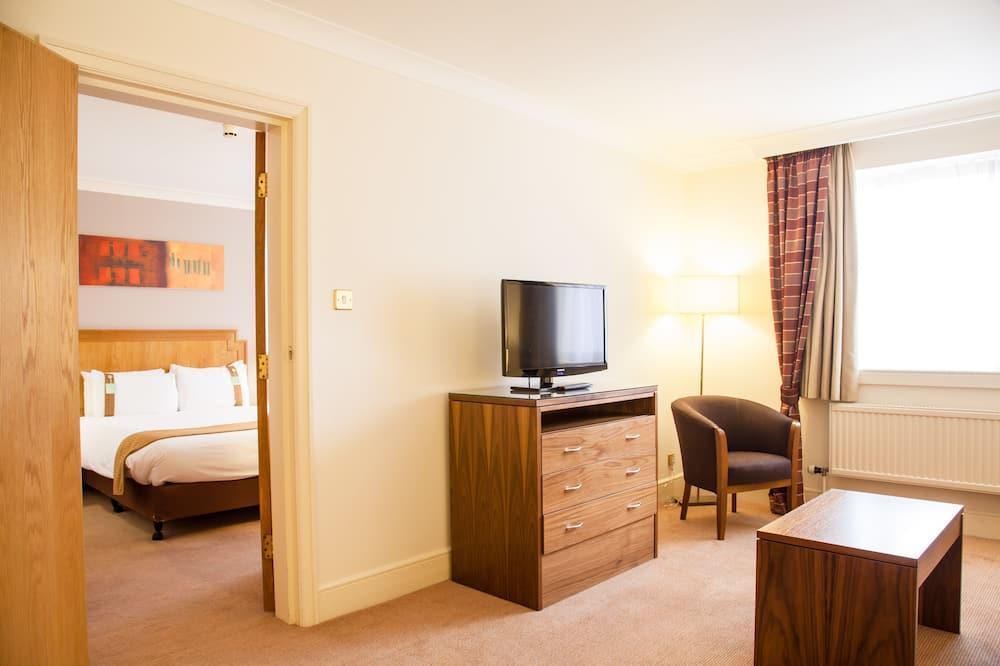 Executive Room, 1 Double Bed, Non Smoking - Living Area
