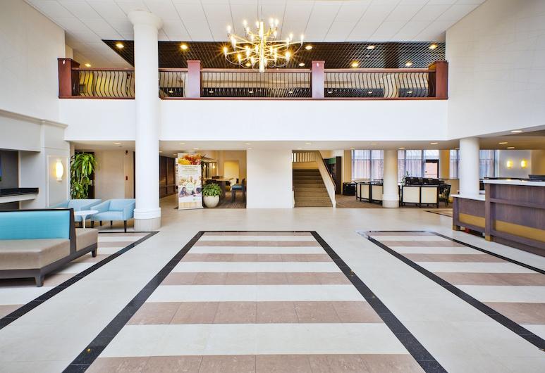 Holiday Inn Washington-Dulles International Airport, Sterling, Lobby