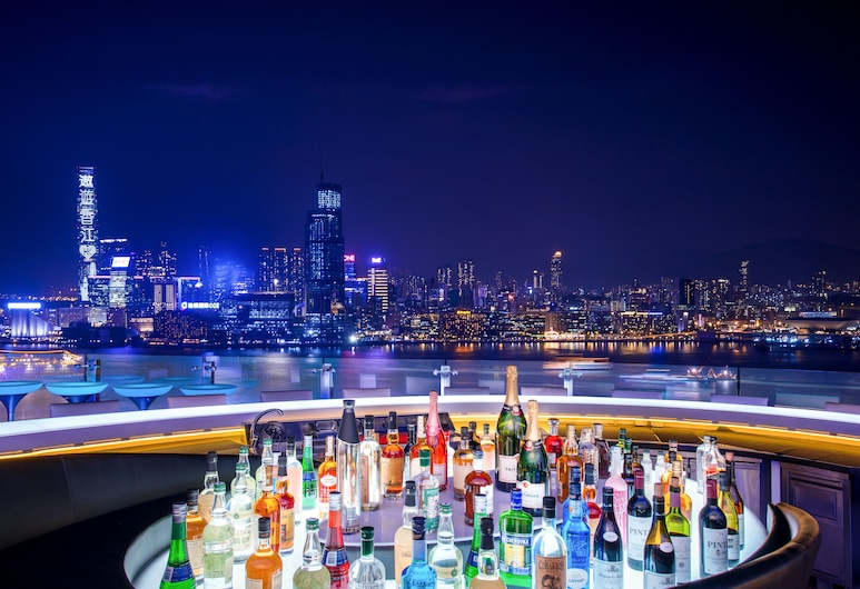 The Park Lane Hong Kong, a Pullman Hotel, Hongkong, Hotelbar
