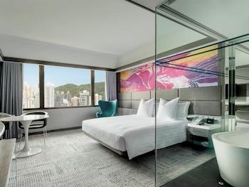 香港、ザ パーク レーン 香港 プルマン ホテル (香港柏寧鉑爾曼酒店)の写真