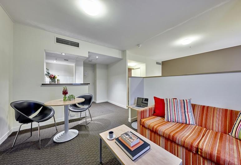 ibis Perth, Perth, Room, 1 Katil Raja (King), City View, Ruang Tamu