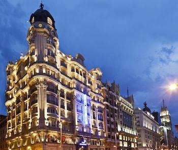 Madryt — zdjęcie hotelu Hotel Atlantico Madrid