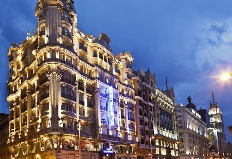 Hotel Atlantico Madrid, Madrid, Voorkant hotel